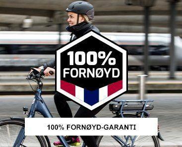 100 prosent fornøyd-garanti