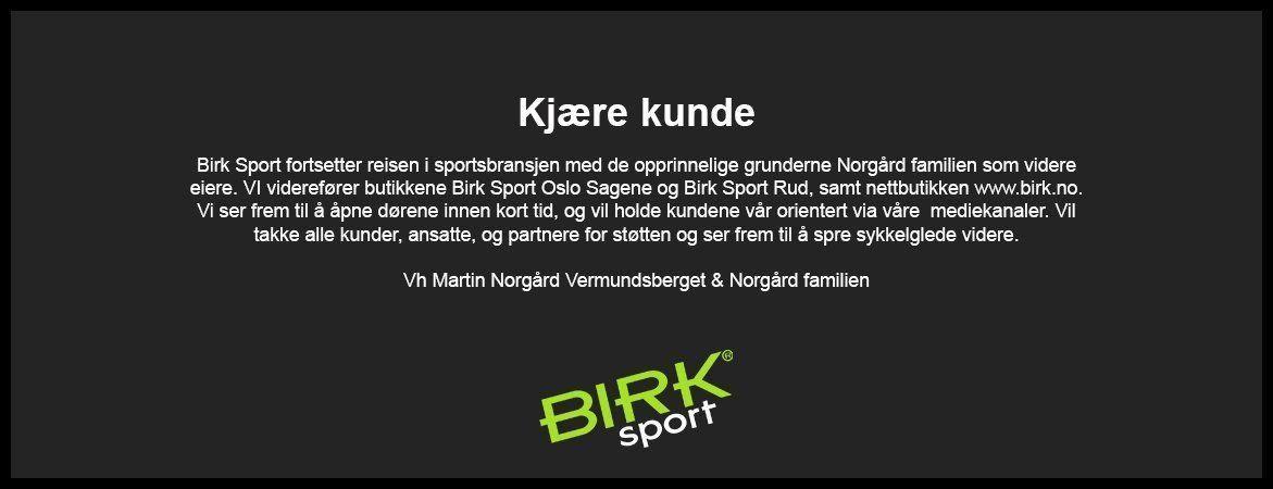 Birk Sport fortsetter reisen i sportsbransjen